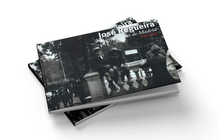 José Regueira. Panorámicas de Madrid, 1920-1930