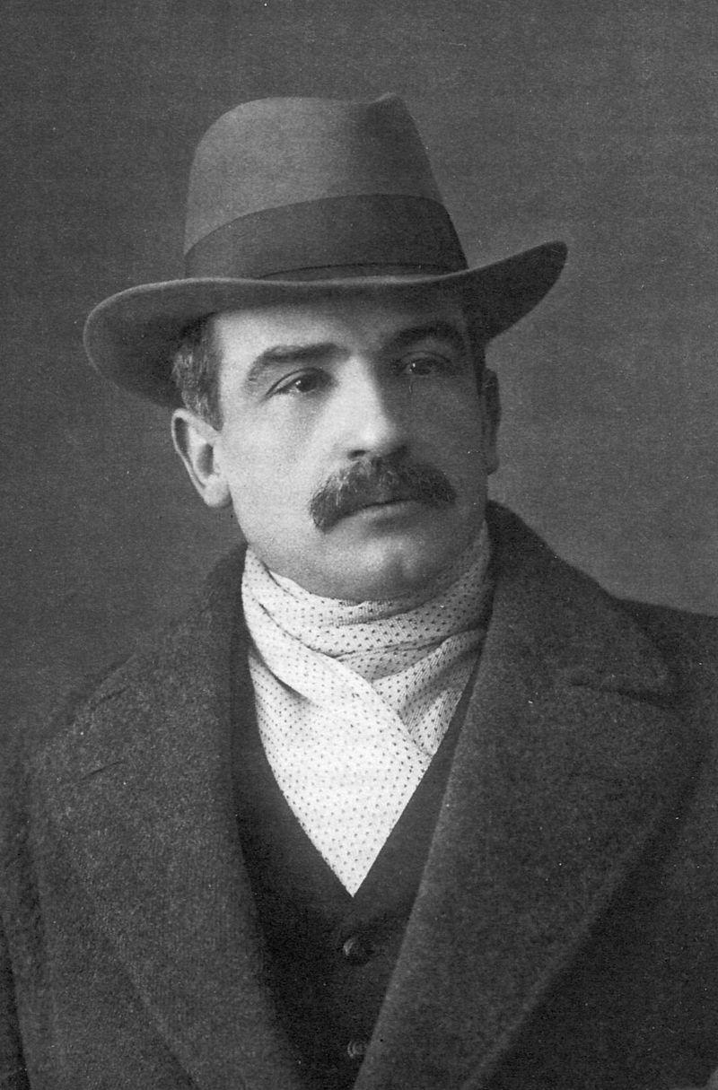Blas Zambrano, intelectual segoviano, fallecido en Barcelona el 29 de octubre de 1938.